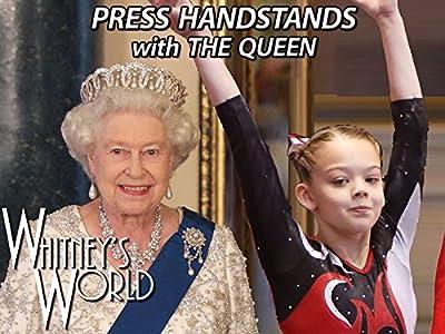 Press Handstands with the Queen