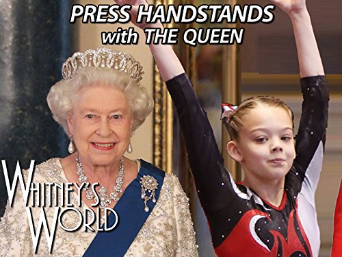 Press Handstands with the Queen
