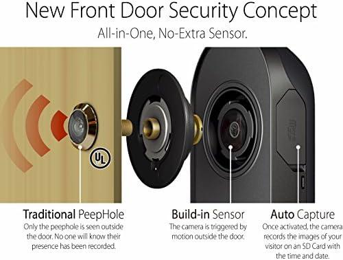 Brinno PHVMAC Motion Activated Hidden Front Door Camera - - Amazon.com