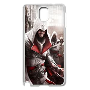 Ezio Assassins Creed Ii Game Samsung Galaxy Note 3 Cell Phone Case White Gift pjz003_3406001