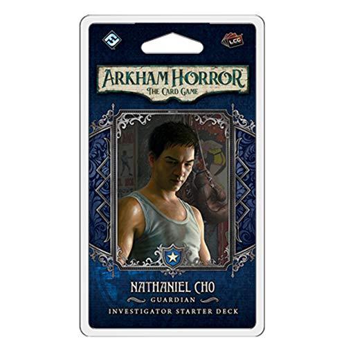 Fantasy Flight Games Arkham Horror LCG: Nathaniel Cho Investigator Starter Deck (AHC47)