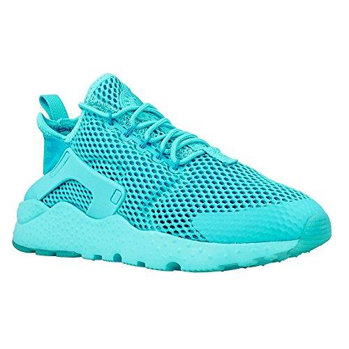(Nike Womens Huarache Run Ultra BR Trainers 833292 Sneakers Shoes (US 9.5, Gamma Blue 400))