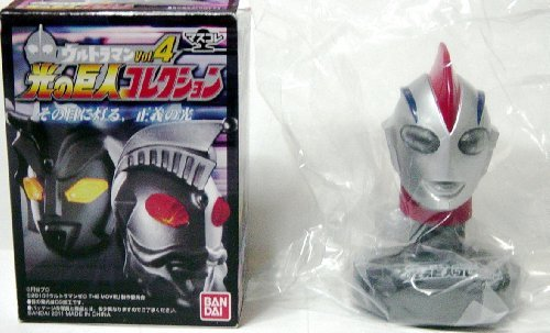 Mask Collection Masukore Ultraman light of giant collection vol.4 Ultraman Nice