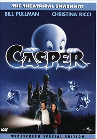 Amazon Com Casper Widescreen Special Edition Chauncey Leopardi Spencer Vrooman Malachi Pearson Cathy Moriarty Eric Idle Ben Stein Don Novello Fred Rogers Terry Murphy Bill Pullman Christina Ricci Ernestine Mercer Doug Bruckner Joe