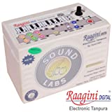 Ragini Raagini Electronic Digital Tanpura Tambura 2013 Edition with 5 YEAR WARRANTY!