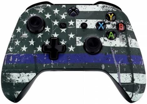 Microsoft Xbox One S Soft Touch Custom Controller: Amazon.es ...