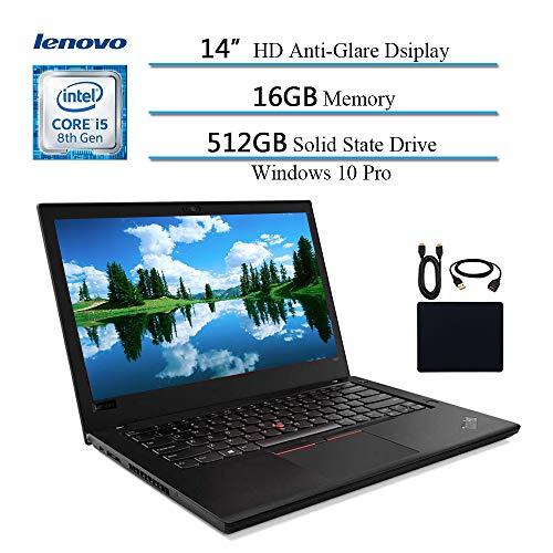 2019 Lenovo Premium ThinkPad T480 14