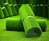 MTBRO Artificial Grass, Realistic Artificial Grass Rug, Indoor/Outdoor Artificial Turf for Pets, Blade Height 1.5