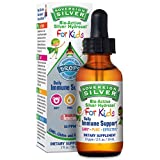 Sovereign Silver Bio-Active Silver Hydrosol for Kids Daily Immune Support – 2 oz Dropper For Sale