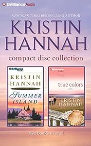 Kristin Hannah Cd Collection 2 Summer Book By Kristin Hannah
