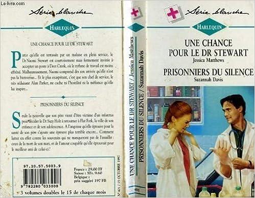 E-books à télécharger gratuitement Une chance pour le Dr Stewart (Harlequin) PDF FB2 iBook B000OXLSEU