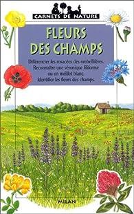 Fleurs des champs par Nicole Bustarret