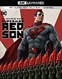 Superman Red Son MFV (4K UHD + Blu-ray + Digital Combo Pack)