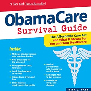 ObamaCare Survival Guide Audiobook