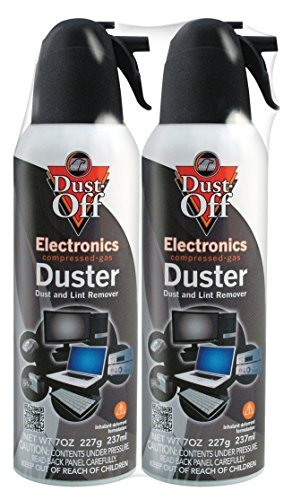 UPC 086216117015, Dust-Off DPSM2 Disposable Duster, 7 oz. - Pack of 2