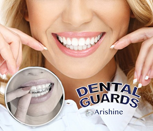 Mouth Guard for Teeth Grinding, Professional Dental Guard And Sleep Aid Custom Fit Night Dental Guard With Case For Sleeping by Arishine (Image #5)