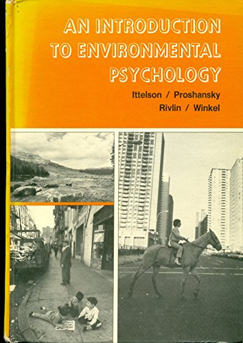 Introduction to Environment Psychology