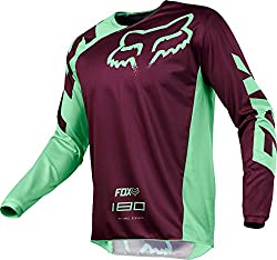 Fox Racing 2018 180 Race Jersey-green-l