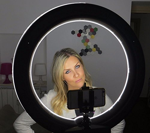 Qiaya Ring Light For Camera Iphone Photography Import It All