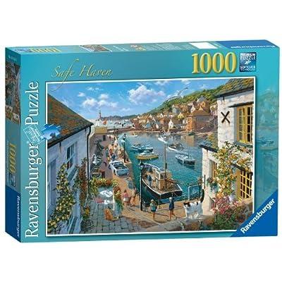 Ravensburger Safe Haven Puzzle 1000 Pieces By Ravensburger