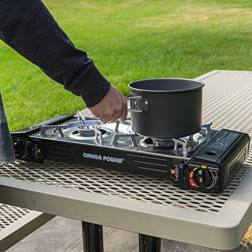 Portable Outdoors, Burner by - Leaderware