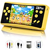 Handheld Game Player for Kids Adults, X-JJFUN Portable Classic Game Controller Built in