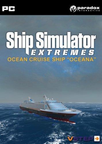 Ship Simulator Extremes: Ocean Cruise Ship Oceana DLC [Download] Mobile Cruise Ship