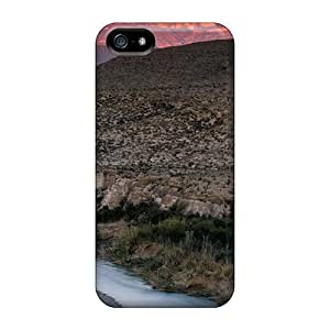 New Iphone 5/5s Case Cover Casing(rio Gre River In Texas)