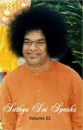 Amazon.com: Sathya Sai Speaks: Vol. 22 (9788172088675 ...