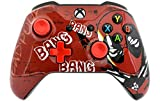 ''Bang Bang'' Xbox One S Rapid Fire Custom Modded Controller 40 Mods for All Major Shooter Games, Auto Aim, Quick Scope, Auto Run, Sniper Breath, Jump Shot, Active Reload & More (with 3.5 jack)