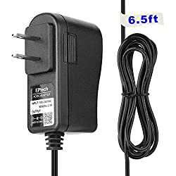 6.5Ft AC/DC Adapter For Catfish Pool Cleaner Catfish, Catfish Ultra, iVac C-2, iVac 250, Volt FX-4, Centennial, and Eclipse 7.2V - 9V I.T.E Power Supply Cord Cable Battery Charger