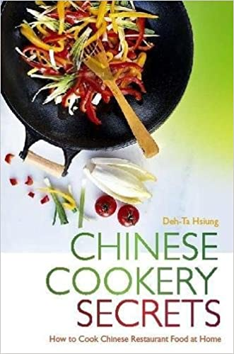 Chinese Cookery Secrets: Deh-Ta Hsiung: 9780716022244: Amazon.com ...