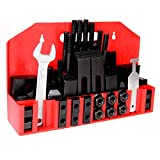 PENSON & CO. 5/8'' T-Slot Clamp Kit 58 pcs 1/2''-13 Stud Hold Down Clamping Set Upgraded for Bridgeport Mill