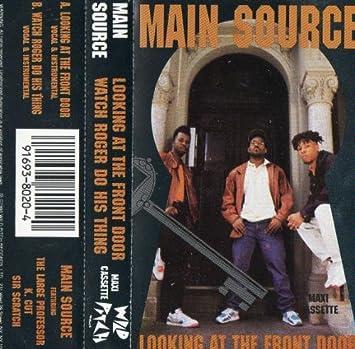 Main Source - Looking at the Front Door - Amazon.com Music