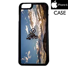 Motorcycle Motocross Bike Apple iPhone 6 PLASTIC cell phone Case / Cover Great Gift Idea