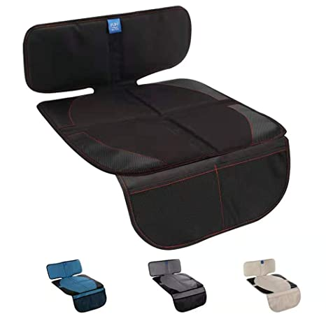 Car Seat Protector For Baby Child Seats Auto Cover Mat Under Carseat W Thickest