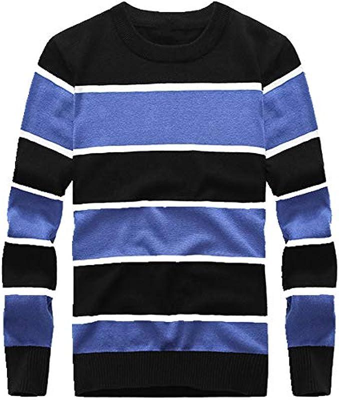 Pullover Pullover Langarm Warm Sweater Herbst und Winter Modelle Casual Męskie Innen: Odzież
