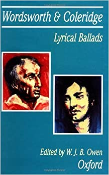 Book Lyrical Ballads 1798 2nd (second) Edition by Wordsworth, William, Coleridge, Samuel Taylor published by OUP Oxford (1969)