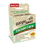 Gargle Away Advanced Throat Care, 6-PK