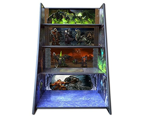 Play and Display Case for action figures or anything else you want to display. by PlayandDisplays