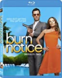 BURN NOTICE:SEASON 2(BD/3DISC)
