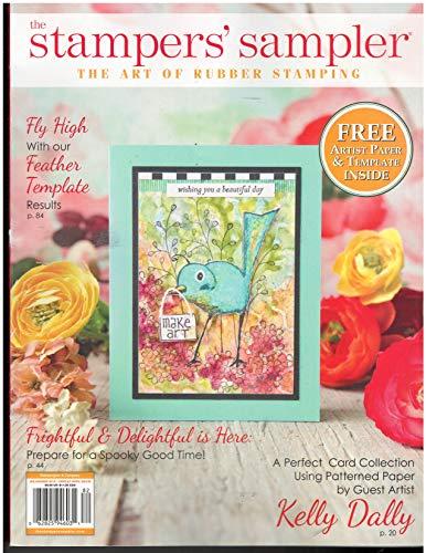 Stampers' Sampler Magazine July August September ()