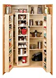 Rev-A-Shelf 57' Swing Kit Pantry Organizer, Natural