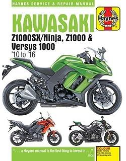 Z series | z1000 service repair workshop manuals.