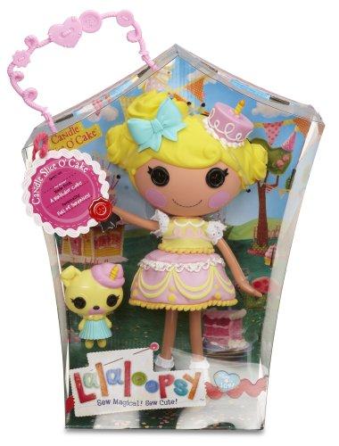 Lalaloopsy Doll Candle Slice O Cake