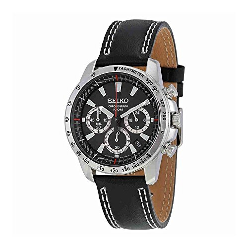 Seiko Men's SSB033 Chronograph Watch