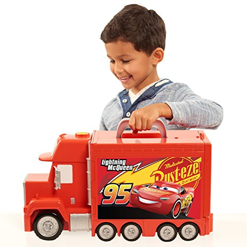 Just Play Cars 3 Mack Mobile Tool (Disney Cars Mack Truck)