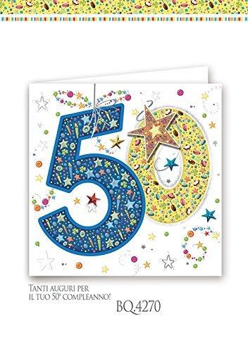 Subitodisponibile Boutique tarjeta felicitación cumpleaños ...