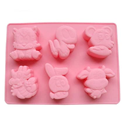 Silicone Dragon DIY Cake Decor Mould Candy Cookies Chocolate Baking Mold