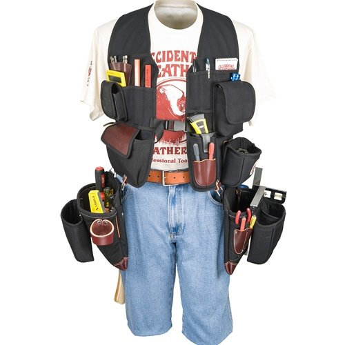Occidental Leather 2585 Builders' Vest Framer Package by Occidental Leather